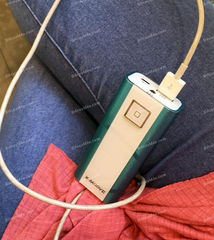 Pokemon Go batterie externe pour smartphone