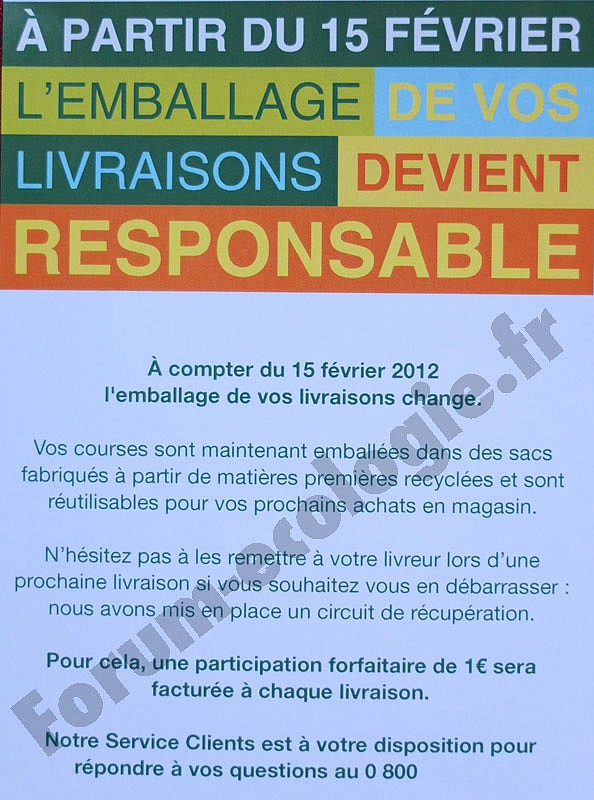 emballage responsable