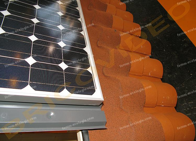 installation panneaux solaires toiture