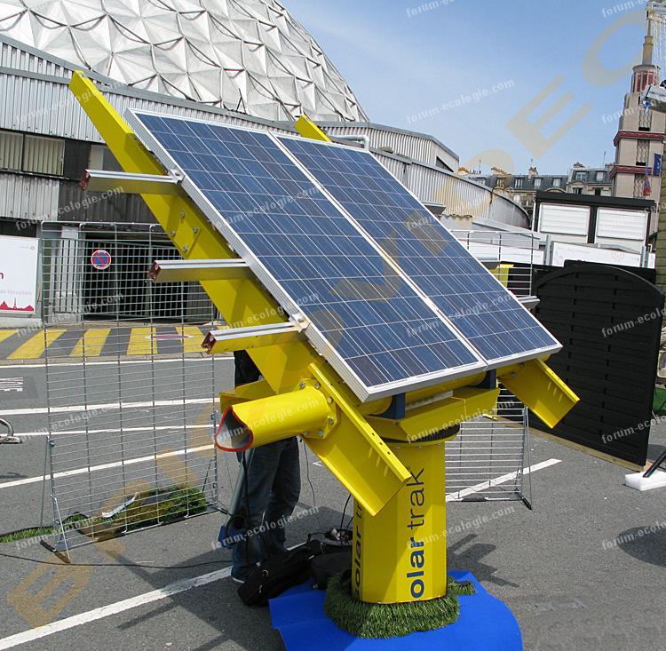 panneaux solaires informatique